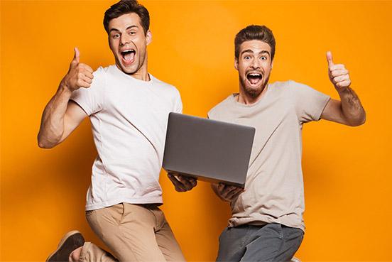 wifi-client-heureux