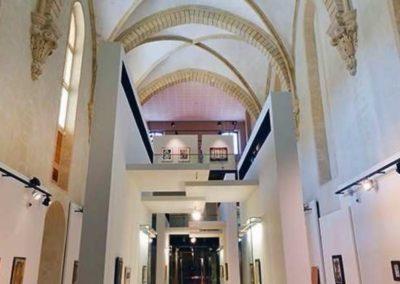 La Chapelle des Pénitents Blancs – Musée Granet