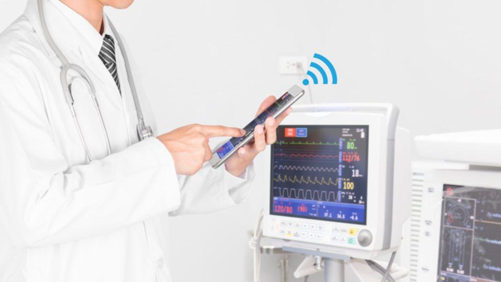 reseaux-informatique-wifi-hotspot hopital clinique