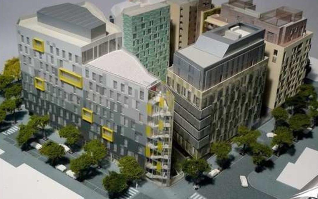 Ensembles Immobiliers « Nouvelle Génération » à Marseille