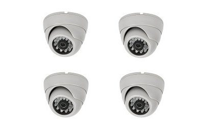Les kits de vidéosurveillance