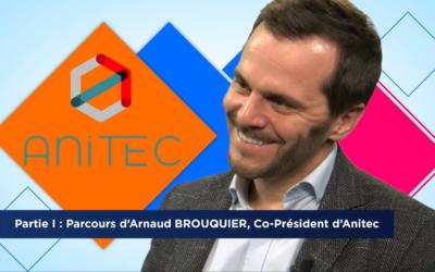 Arnaud Brouquier présente l'ANITEC au micro de l'AgoraNews Sécurité