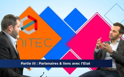 Découvrez les partenaires industriels et institutionnels de l'ANITEC