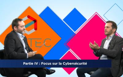 La Cybersécurité, l'ANITEC anticipent les besoins de demain